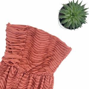 Zara Evening Blush Dress